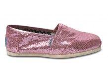 Shoes! Glitter Shoes!!