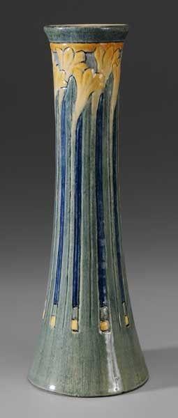 Newcomb College Pottery (Erdinç Bakla archive)