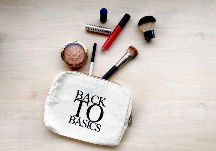 Eco-bag & Makeup
