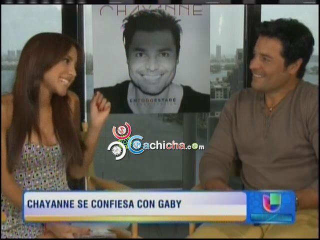 Entrevista A Chayanne En Despierta América #Video