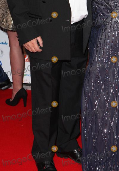 Brendan O'Carroll, Jennifer Gibney Photo - Brendan O'Carroll and Jennifer Gibney arriving for the National Television Awards 2014 (NTAs), at the O2, London. 22/01/2014 Picture by: Alexandra Glen / Featureflash