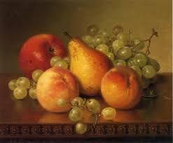 Resultado de imagem para oleo sobre tela de frutas diversas