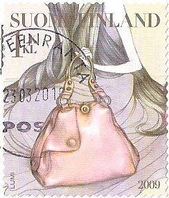 Finland - Stamp 2009, Ladies Purse