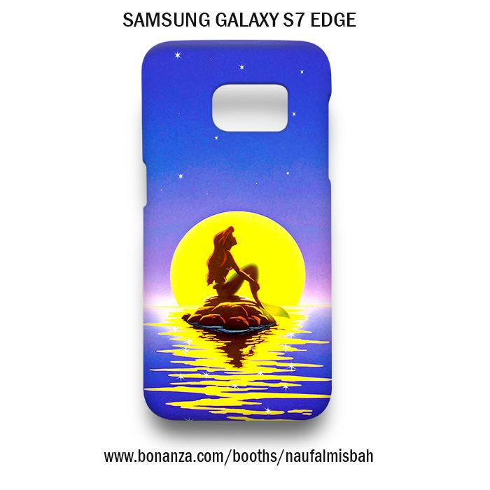 Little Mermaid Samsung Galaxy S7 EDGE Case Cover