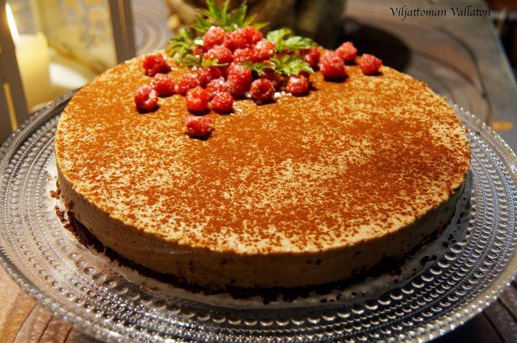 Viljattoman Vallaton: Hemmottele äitiä gluteenittomalla rommi-suklaakakulla