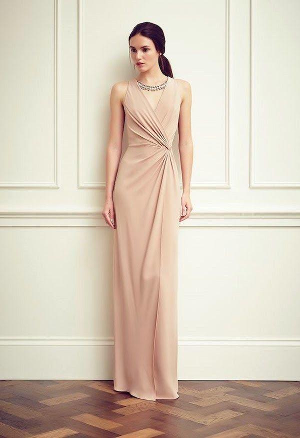 E niente, Jenny Packham  è sempre impeccabile.  Non a caso la Kate ( Middleton) ha scelto più volte i suoi abiti per le occasioni informali....