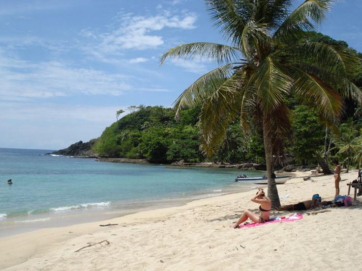 Playa Alta - Playa Soledad Capurgana