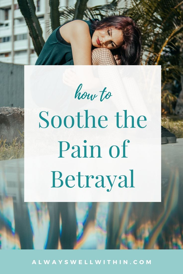how to build trust after betrayal
