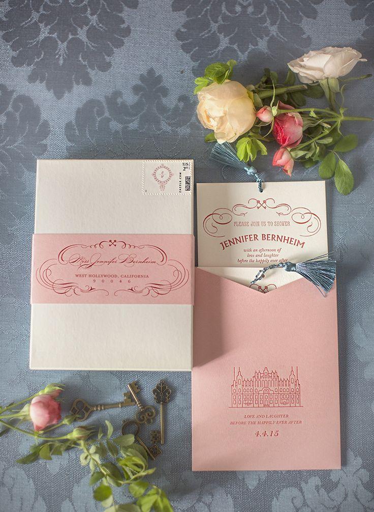 bridal shower invitations registry etiquette%0A verticalinvite