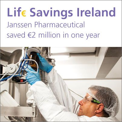 Janssen Pharmaceutical saved €2 million in just one year by improving its industrial hygiene and ergonomic standards. Take a look at our website to read how they did it.  www.iosh.co.uk/lifesavingsireland  Saved your business cash through a health and safety initiative? Tell us about it at campaigns@iosh.co.uk
