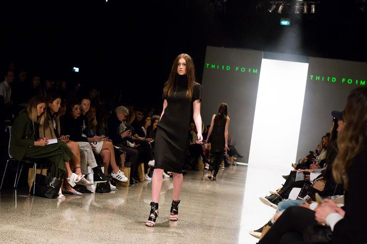 Third Form on the runway at NZFW #collective #mrssmithloves