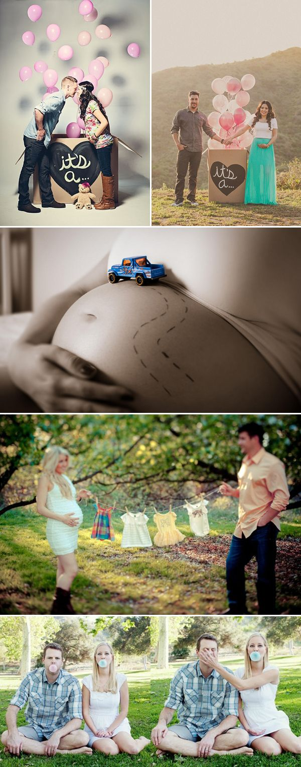 The Ultimate Modern Maternity Photo Guide – 55 Seriously Adorable Modern Maternity Photo Ideas - Gender Reveal