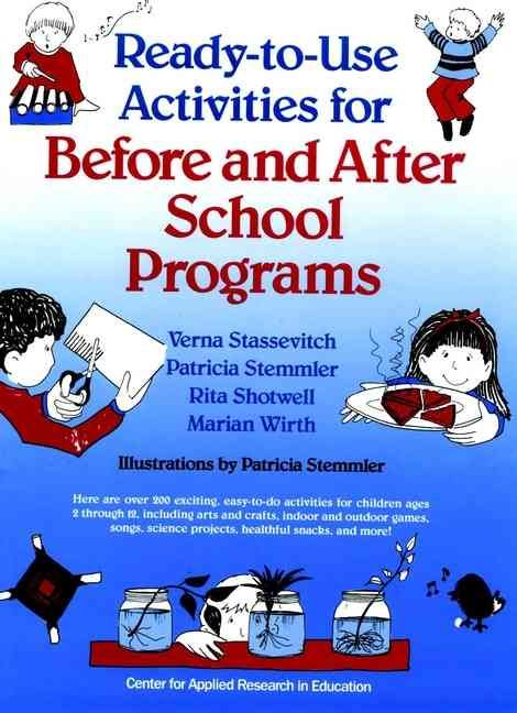Precision Series Ready-To-Use Activities for Before and After School Programs