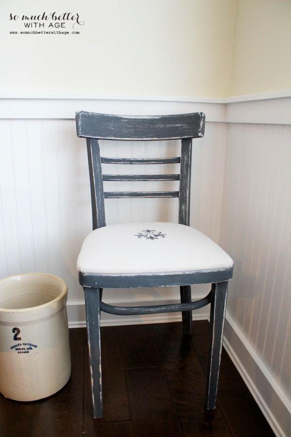 Pinterestteki Den Fazla En Iyi Distressed Chair Fikri Antika - Distressed chairs
