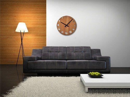 Cog Wall Clock  Honeybee Goods - 3