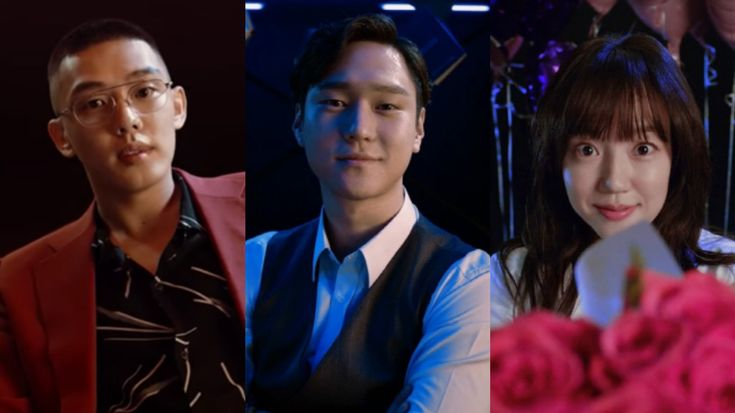 """Watch: """"Chicago Typewriter"""" Teaser Gives First Glimpse Of Yoo Ah In, Go Kyung Pyo, And Im Soo Jung 