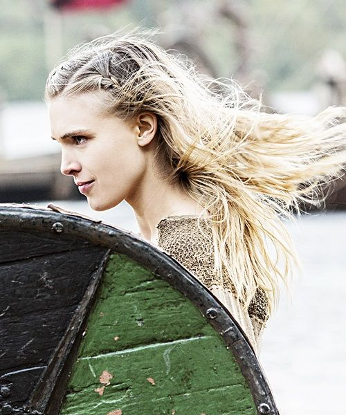 Vikings Pinterest: Warrior-women And Realistic Female