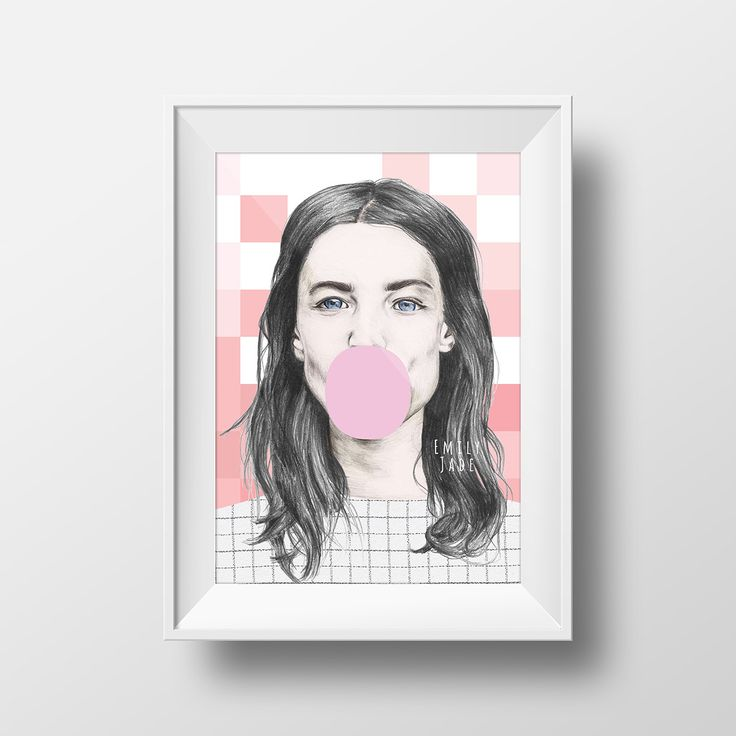 Bubble Gum on Behance