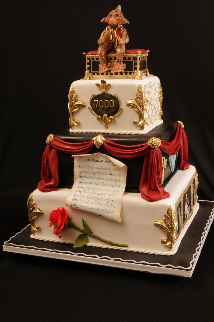 Cake Arts Bakery And Supplies : 18 best images about drama cakes on Pinterest Pretty ...