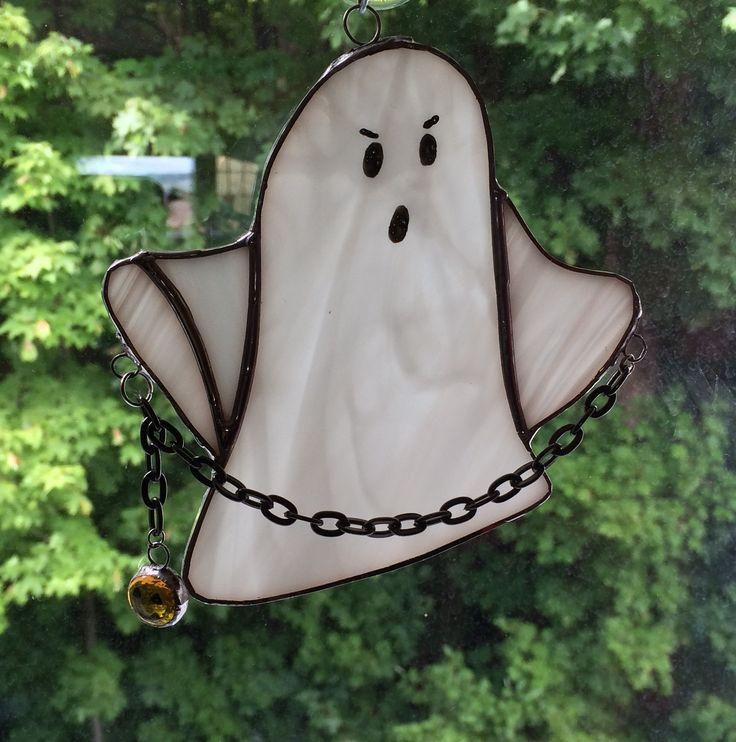 Vitrail / fantôme