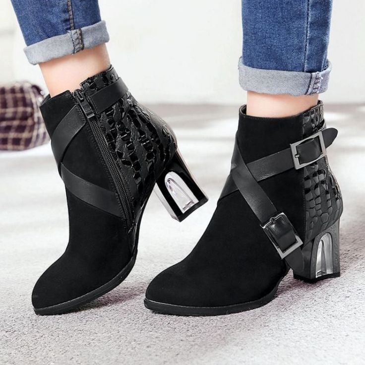 Only at Shoesofexception - Boots - Charlotte $100.99   #boots #pumps #shoes #trendy #elegant #casual #women #womensfashion