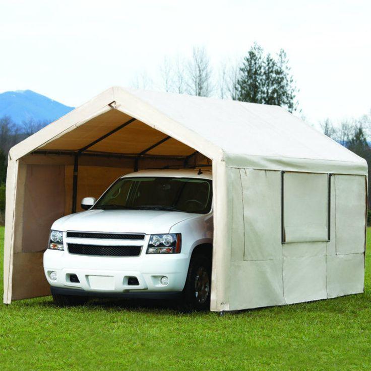 Costco Small Carport : The best costco carport ideas on pinterest aluminum