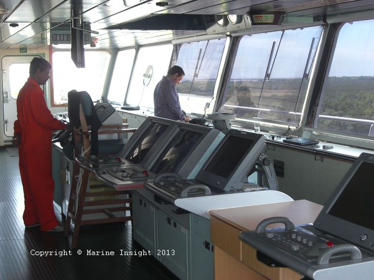 10 Things Deck Officer Must Know While Operating Main Engine from Bridge – Part 1