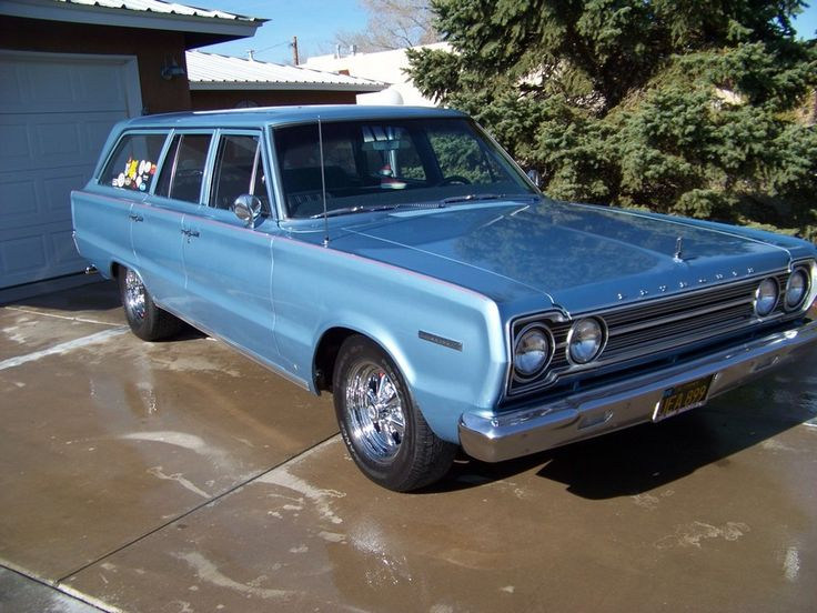 1967 plymouth belvedere | 1967 Plymouth Belvedere Wagon