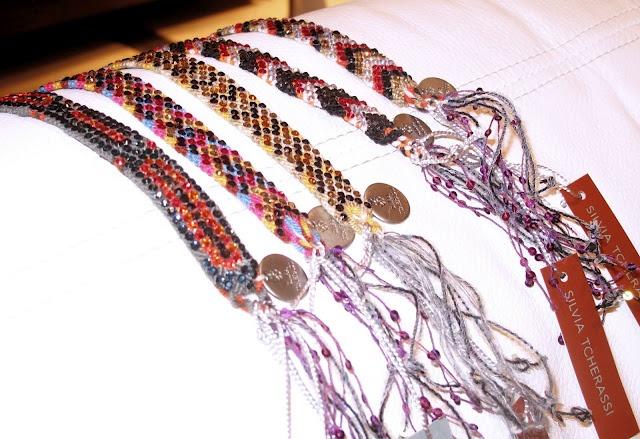wayuu bracelets by silvia tcherassi