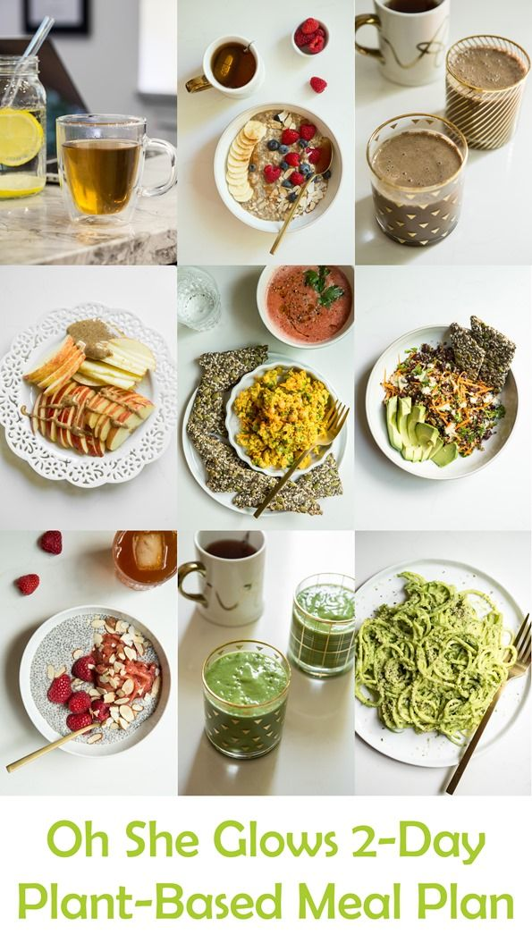 Hit the Reset Button with this 2-Day Plant-Based Meal Plan! | oh she glows | Bloglovin'