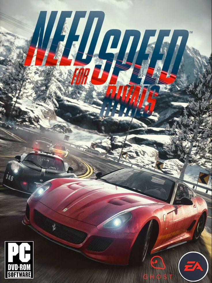 need for speed rivals how to play