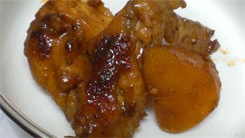 地瓜腐乳雞翅