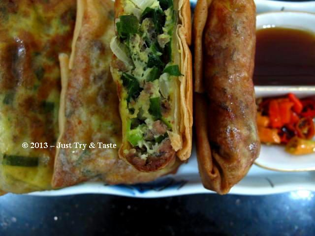 Just Try & Taste: Martabak Telur Mini Isi Daging Cincang