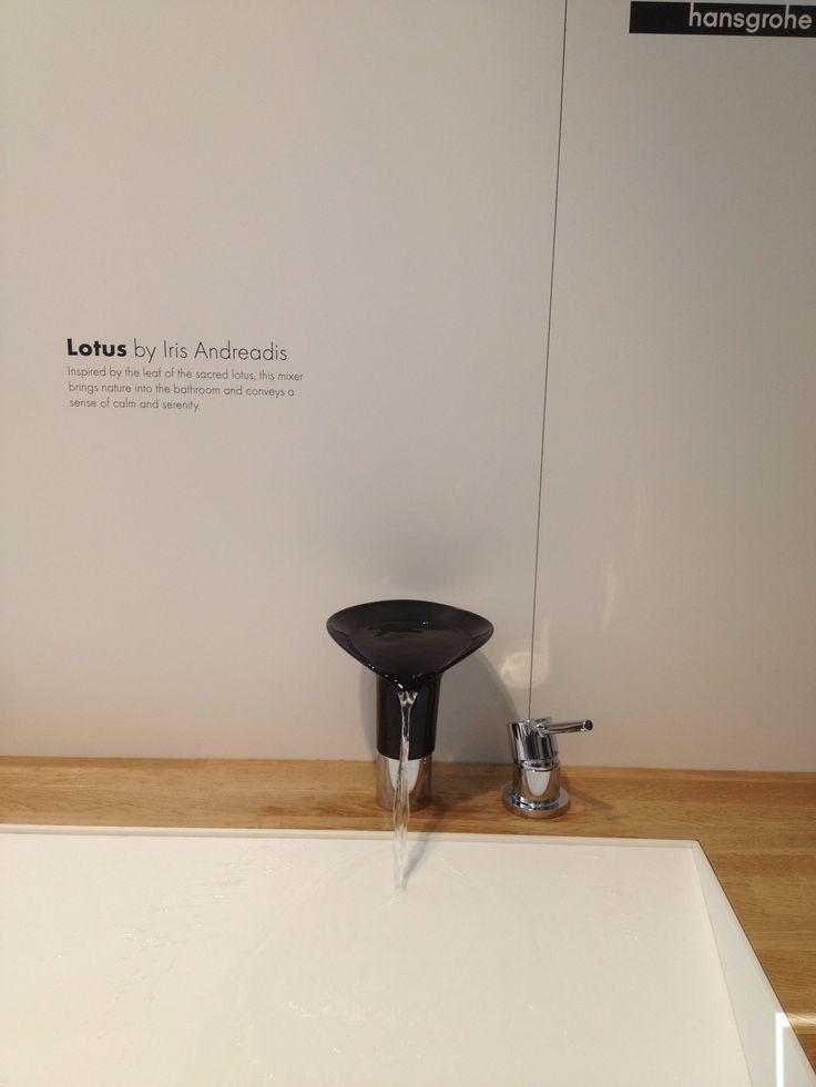 Lotus by Axor #design #fuorisalone #livedesign