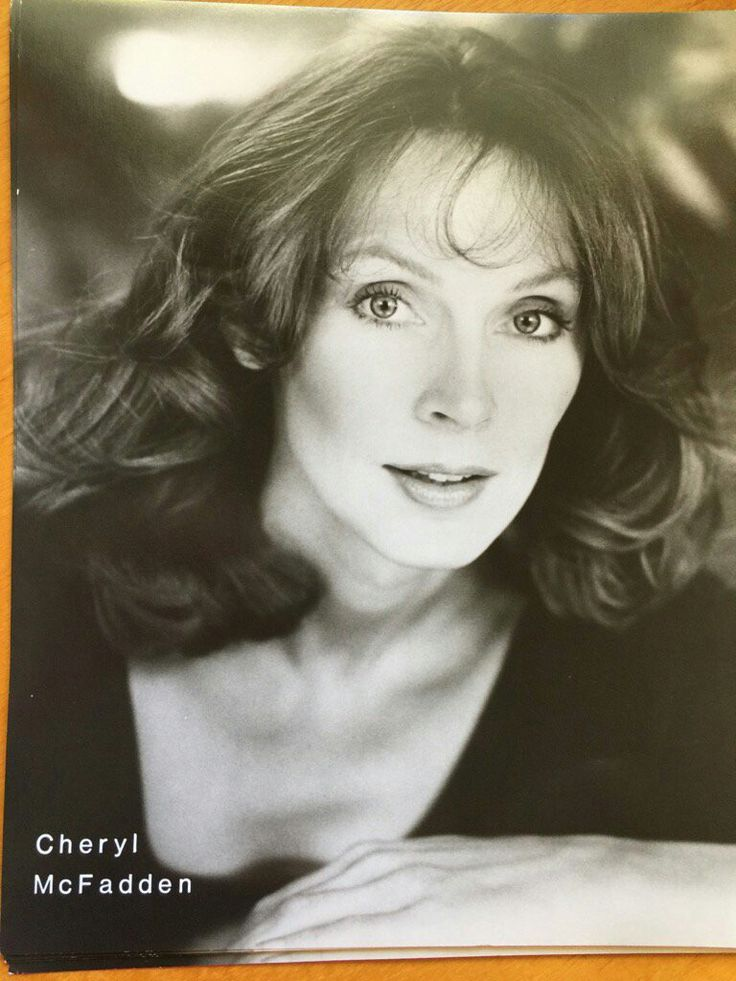 Cheryl Gates Mcfadden  #GatesMcFadden #BeverlyCrusher #StarTrekTNG