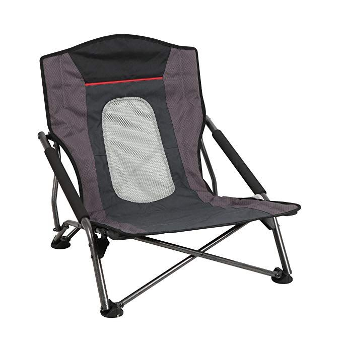 Kid Folding Camp Chairs With Carrying Bag.Portal Lightweight Low Gravity Mountaineer Folding Camp