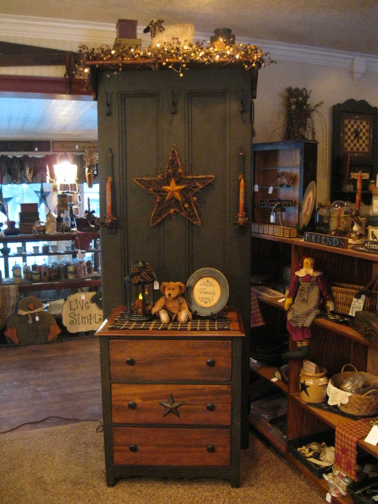 Cheap Black Dresser 270 Best Primitive Projects(gift Ideas Diy) Images On