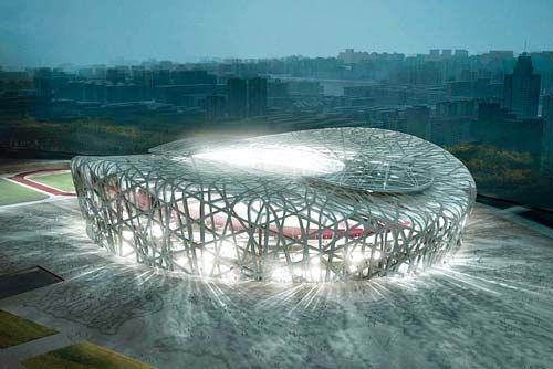 Bird's Nest Facts | Beijing National Stadium