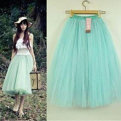 Online Shop Новый 2013 принцесса фея стиль вуаль тюль юбка чистая марля богемия начес опухшие мода женская сетка юбки девушки юбка SK007 #|Aliexpress Mobile
