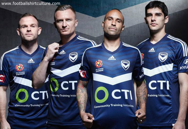 Melbourne Victory 15/16 Adidas Home Kit