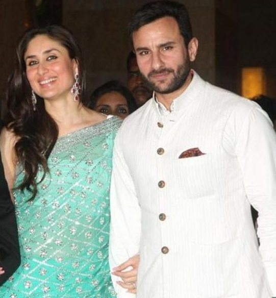 In News.. News in Detail: Saif Ali Khan and Kareena Kapoor Wedding on 25th October