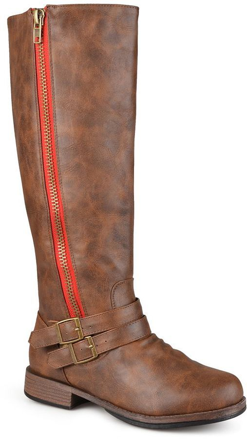"Plus Size Extra Wide Calf Boots - up to 18"" calf circumference"