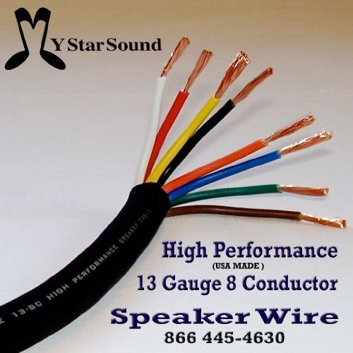 3 Conductor 8 Gauge Marine Cable : Best electronics cables images on pinterest cable