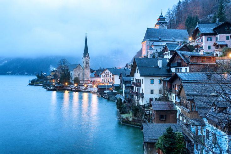 なにもかもが美しい!湖畔の町、オーストリア「ハルシュタット」