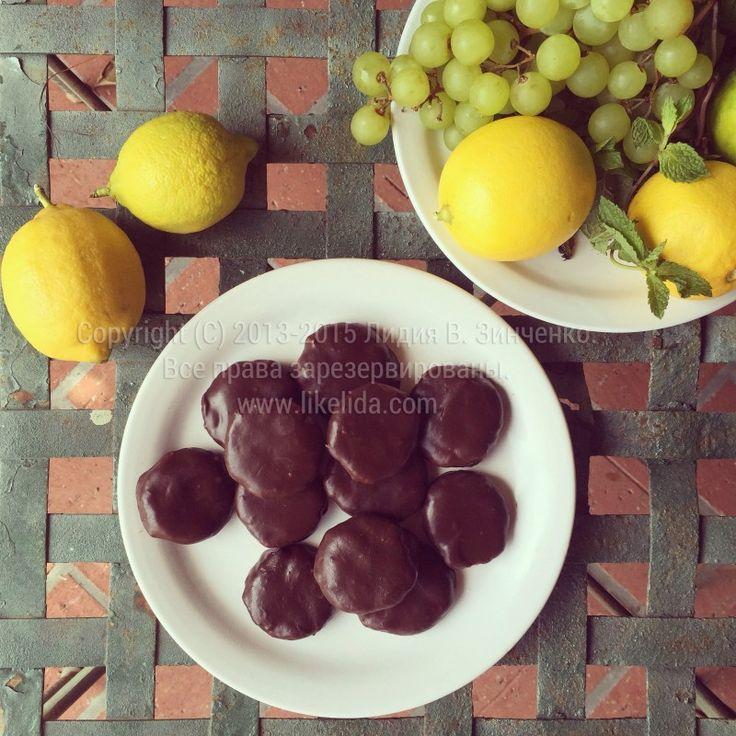 Кокосовые конфеты в шоколаде (веганские)