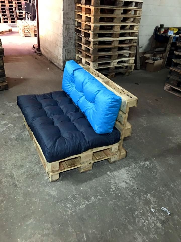 Low Built Pallet Seating Chair | 99 Pallets