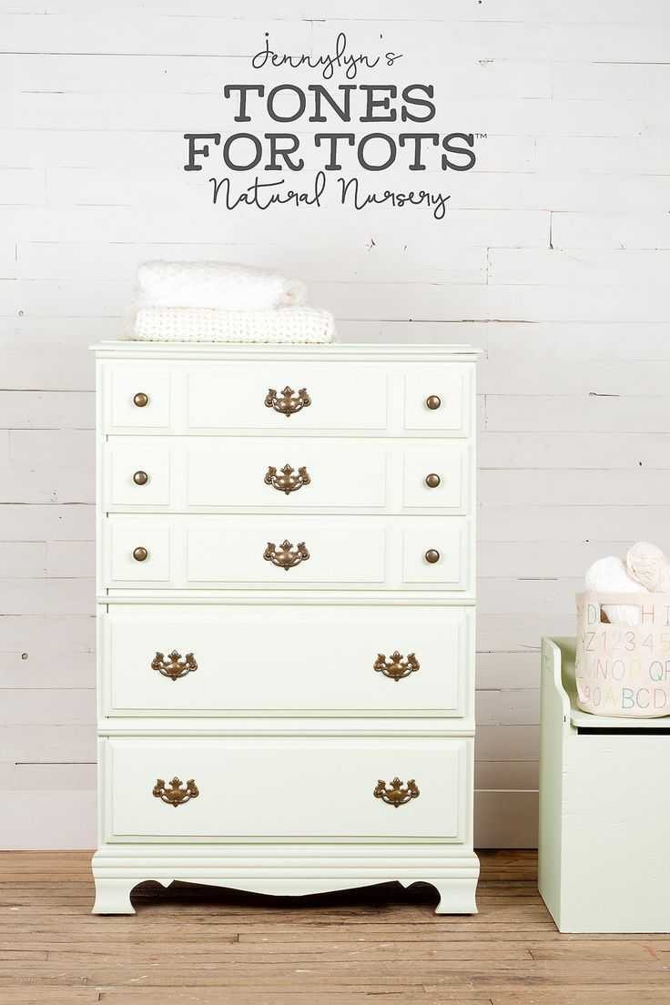 Little Speckled Frog ~ Jennylyn's Natural Nursery Tones for Tots This on-trend minty green is a sweet addition to any space. Since it pairs perfectly with every other Tones for Tots shade, you can't go wrong painting up a Froggy storm. http://fusionmineralpaint.com/products/tones-for-tots/