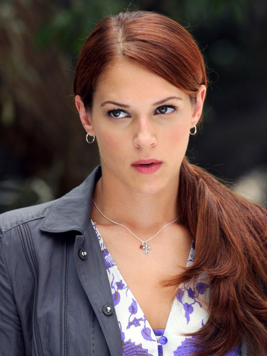 Grace Van Pelt - The Mentalist (played by Amanda Righetti)