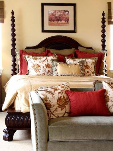 Sit In Style Seating In The Bedroom Can Make A Room Feel Cozy And