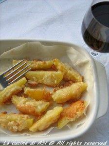 patate al parmigiano La cucina di ASI